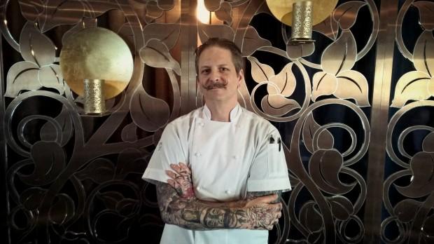 Chef Steven Hubbell