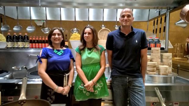 The Contenders: Farah Sawaf, Ritu Chaturvedi and Yousef Tuqan