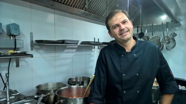 Chef Luis Salgueiro