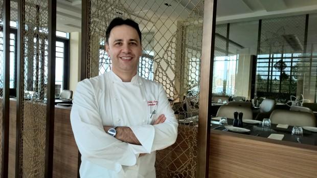 Chef Rabah Samra