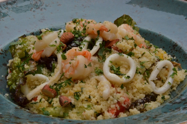 Seafood Cous Cous