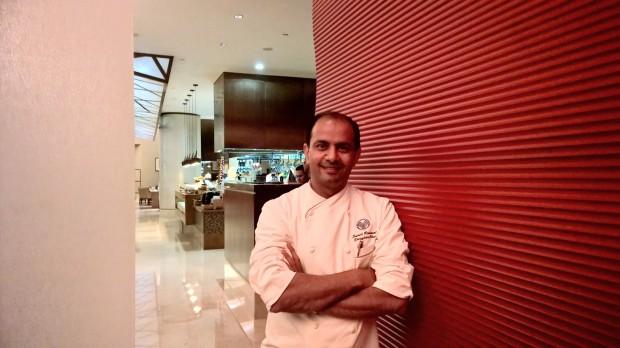 Chef Samir Roonwal