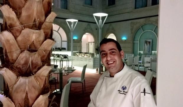 Chef Abdulmajid Abooun