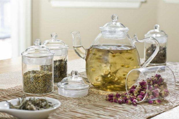 White-tea-set