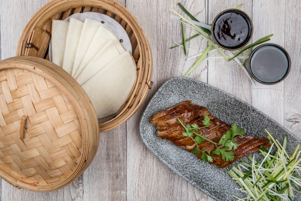 20181209_Talabat_UAE_Asia Tang_peking duck with pancakes,cucumber and scallions_Anj-4298